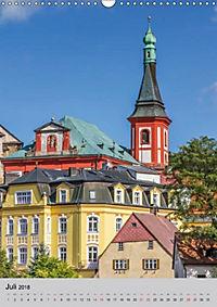 LOKET UND EGER Zwei idyllische Orte in Westböhmen (Wandkalender 2018 DIN A3 hoch) - Produktdetailbild 7