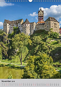 LOKET UND EGER Zwei idyllische Orte in Westböhmen (Wandkalender 2018 DIN A3 hoch) - Produktdetailbild 11