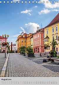LOKET UND EGER Zwei idyllische Orte in Westböhmen (Tischkalender 2018 DIN A5 hoch) - Produktdetailbild 8