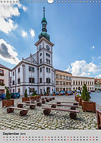 LOKET UND EGER Zwei idyllische Orte in Westböhmen (Wandkalender 2019 DIN A3 hoch) - Produktdetailbild 9