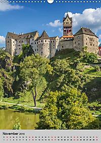 LOKET UND EGER Zwei idyllische Orte in Westböhmen (Wandkalender 2019 DIN A3 hoch) - Produktdetailbild 11