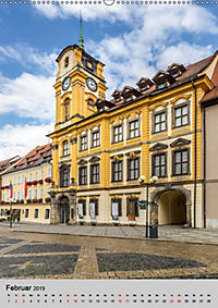 LOKET UND EGER Zwei idyllische Orte in Westböhmen (Wandkalender 2019 DIN A2 hoch) - Produktdetailbild 2