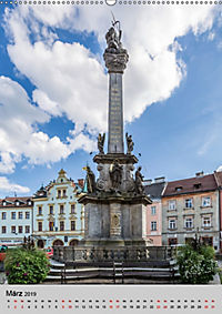 LOKET UND EGER Zwei idyllische Orte in Westböhmen (Wandkalender 2019 DIN A2 hoch) - Produktdetailbild 3