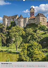 LOKET UND EGER Zwei idyllische Orte in Westböhmen (Wandkalender 2019 DIN A2 hoch) - Produktdetailbild 11