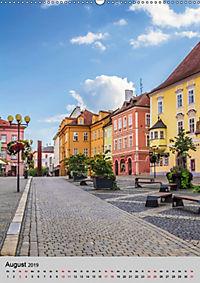 LOKET UND EGER Zwei idyllische Orte in Westböhmen (Wandkalender 2019 DIN A2 hoch) - Produktdetailbild 8