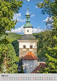 LOKET UND EGER Zwei idyllische Orte in Westböhmen (Wandkalender 2019 DIN A2 hoch) - Produktdetailbild 5