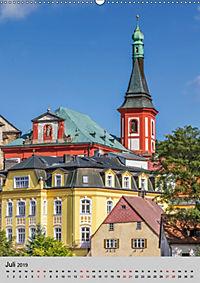 LOKET UND EGER Zwei idyllische Orte in Westböhmen (Wandkalender 2019 DIN A2 hoch) - Produktdetailbild 7