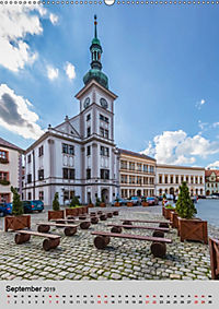 LOKET UND EGER Zwei idyllische Orte in Westböhmen (Wandkalender 2019 DIN A2 hoch) - Produktdetailbild 9