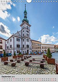 LOKET UND EGER Zwei idyllische Orte in Westböhmen (Wandkalender 2019 DIN A4 hoch) - Produktdetailbild 9