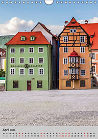LOKET UND EGER Zwei idyllische Orte in Westböhmen (Wandkalender 2019 DIN A4 hoch) - Produktdetailbild 4
