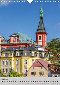 LOKET UND EGER Zwei idyllische Orte in Westböhmen (Wandkalender 2019 DIN A4 hoch) - Produktdetailbild 7