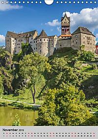 LOKET UND EGER Zwei idyllische Orte in Westböhmen (Wandkalender 2019 DIN A4 hoch) - Produktdetailbild 11