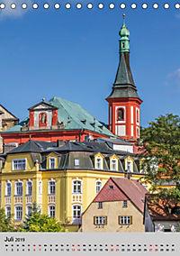 LOKET UND EGER Zwei idyllische Orte in Westböhmen (Tischkalender 2019 DIN A5 hoch) - Produktdetailbild 7