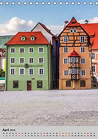 LOKET UND EGER Zwei idyllische Orte in Westböhmen (Tischkalender 2019 DIN A5 hoch) - Produktdetailbild 4