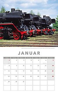 Lokomotiven Kal. 2018 + 2 Blechschilder - Produktdetailbild 1