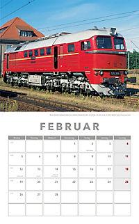 Lokomotiven Kal. 2018 + 2 Blechschilder - Produktdetailbild 2