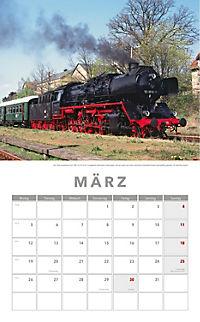 Lokomotiven Kal. 2018 + 2 Blechschilder - Produktdetailbild 3
