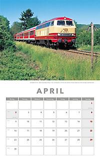 Lokomotiven Kal. 2018 + 2 Blechschilder - Produktdetailbild 4