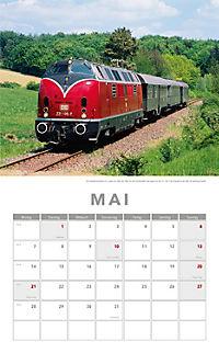 Lokomotiven Kal. 2018 + 2 Blechschilder - Produktdetailbild 5