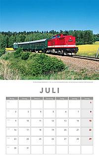 Lokomotiven Kal. 2018 + 2 Blechschilder - Produktdetailbild 7