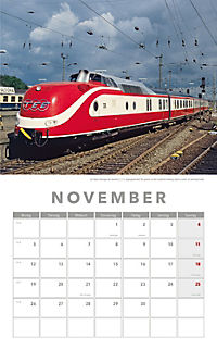 Lokomotiven Kal. 2018 + 2 Blechschilder - Produktdetailbild 9