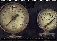 Lokomotiven und Wagen - Verfallen und vergessen auf dem Abstellgleis (Wandkalender 2019 DIN A2 quer) - Produktdetailbild 8