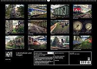 Lokomotiven und Wagen - Verfallen und vergessen auf dem Abstellgleis (Wandkalender 2019 DIN A2 quer) - Produktdetailbild 13