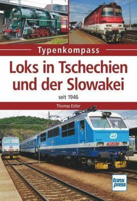 Loks in Tschechien und der Slowakei, Thomas Estler
