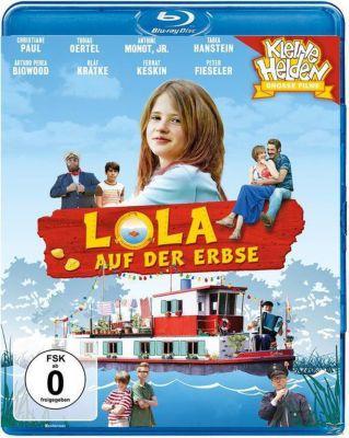 Lola auf der Erbse, Christiane Paul, Tobias Oertel, Tabea Hanstein