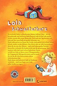 Lola Band 7: Lola Schwesterherz - Produktdetailbild 2