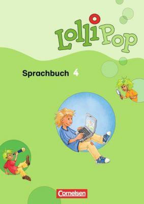 LolliPop Sprachbuch: 4. Schuljahr, Schülerbuch