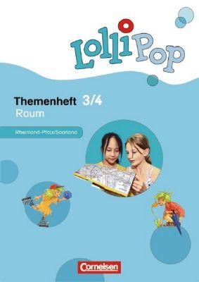 LolliPop Themenheft Sache: 3./4. Schuljahr - Raum, Susanne Dominik, Ulrich Gard, Bernd Willems