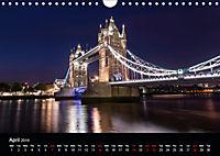 London 2019 (Wall Calendar 2019 DIN A4 Landscape) - Produktdetailbild 4