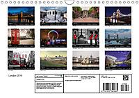 London 2019 (Wall Calendar 2019 DIN A4 Landscape) - Produktdetailbild 13