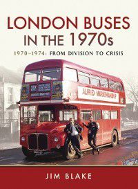 London Buses in the 1970s, Jim Blake