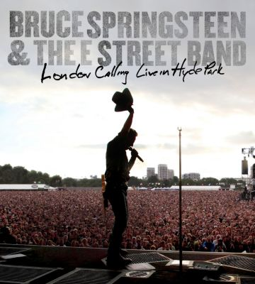 London Calling - Live In Hyde Park (Blu Ray Disc), SPRINGSTEEN BRUCE & THE E STREET BAND