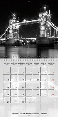 LONDON Classical Cityscapes (Wall Calendar 2019 300 × 300 mm Square) - Produktdetailbild 1