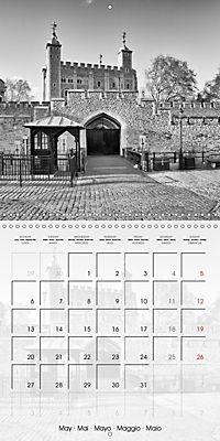 LONDON Classical Cityscapes (Wall Calendar 2019 300 × 300 mm Square) - Produktdetailbild 5