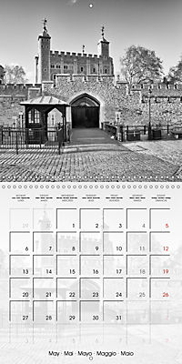 LONDON Classical Cityscapes (Wall Calendar 2019 300 × 300 mm Square) - Produktdetailbild 5