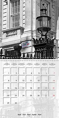 LONDON Classical Cityscapes (Wall Calendar 2019 300 × 300 mm Square) - Produktdetailbild 4