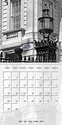 LONDON Classical Cityscapes (Wall Calendar 2019 300 × 300 mm Square) - Produktdetailbild 4