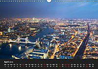 London - Night Shots (Wall Calendar 2019 DIN A3 Landscape) - Produktdetailbild 4