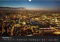 London - Night Shots (Wall Calendar 2019 DIN A3 Landscape) - Produktdetailbild 12