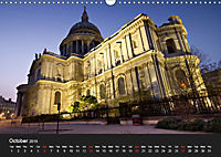 London - Night Shots (Wall Calendar 2019 DIN A3 Landscape) - Produktdetailbild 10