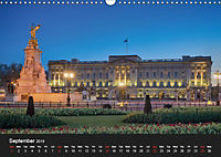 London - Night Shots (Wall Calendar 2019 DIN A3 Landscape) - Produktdetailbild 9