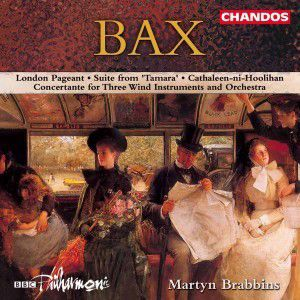 London Pageant/concertante/+, Martyn Brabbins, Bbcp