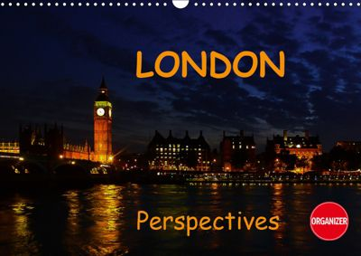 London perspectives (Wall Calendar 2019 DIN A3 Landscape), Andreas Schoen