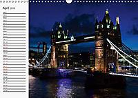 London perspectives (Wall Calendar 2019 DIN A3 Landscape) - Produktdetailbild 4