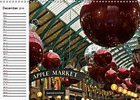 London perspectives (Wall Calendar 2019 DIN A3 Landscape) - Produktdetailbild 12