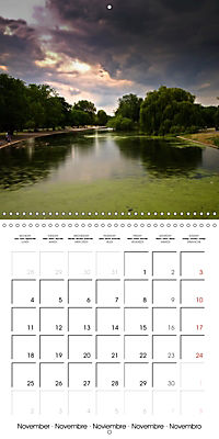 London - Rivers, Lakes and Canals (Wall Calendar 2019 300 × 300 mm Square) - Produktdetailbild 11